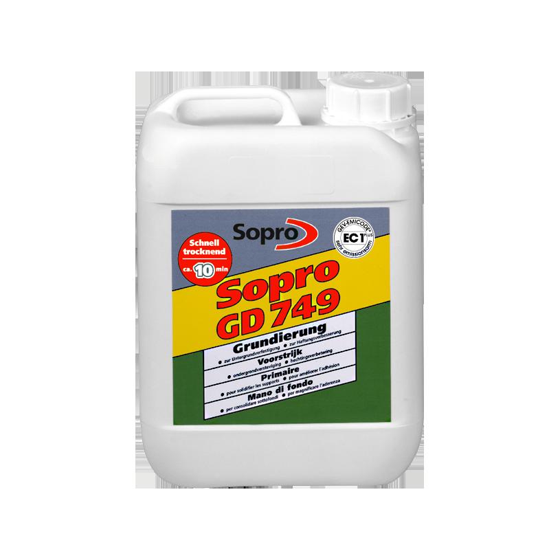 Sopro GD 749 Voorstrijk, 10kg