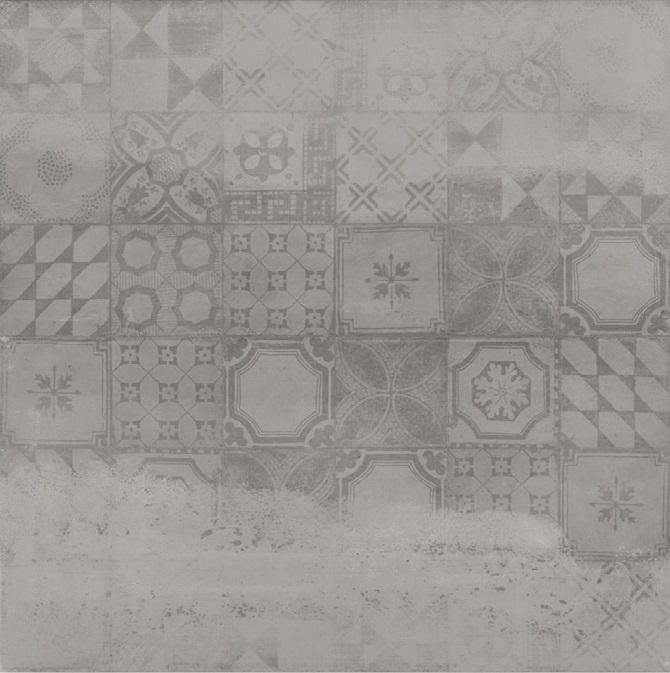 Concrete Grigio Decor 60×60