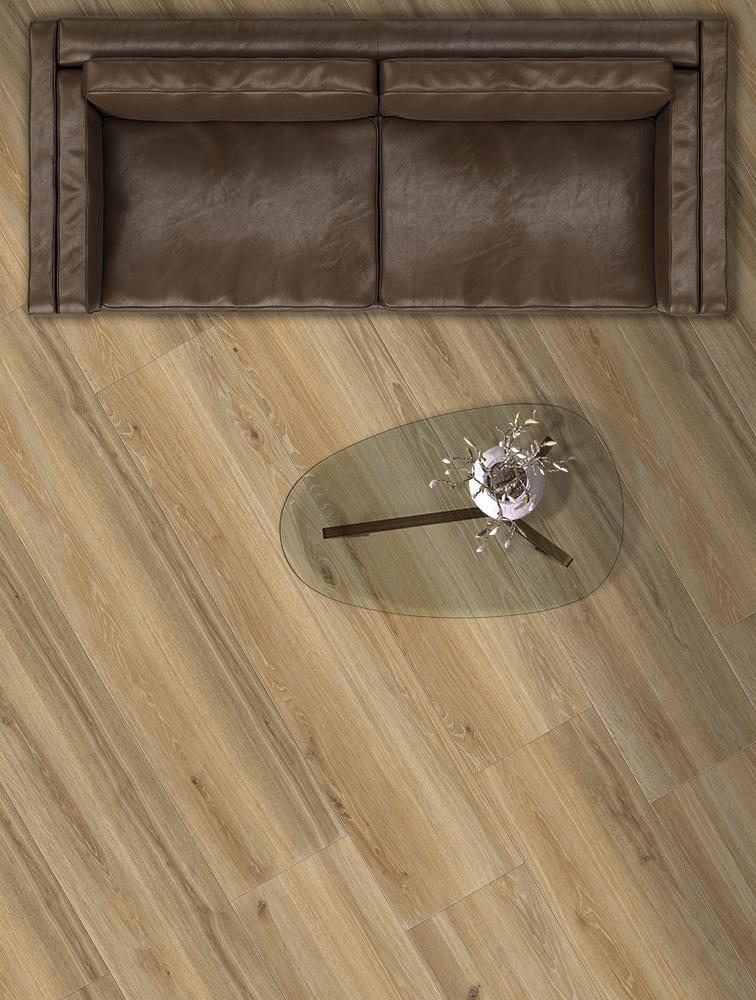 Houtlook tegel Bruin 20x121cm (Keramiek)