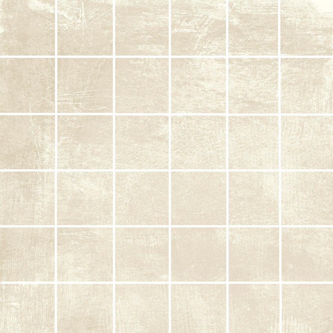 Mozaiek Loft White 5×5