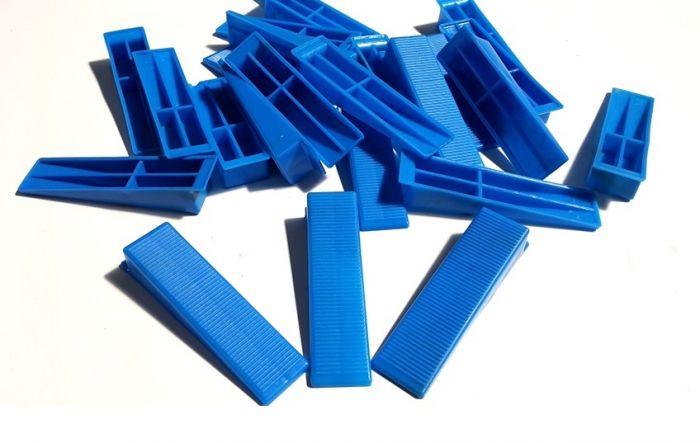 Jabo Levelling systeem wiggen 250 stuks
