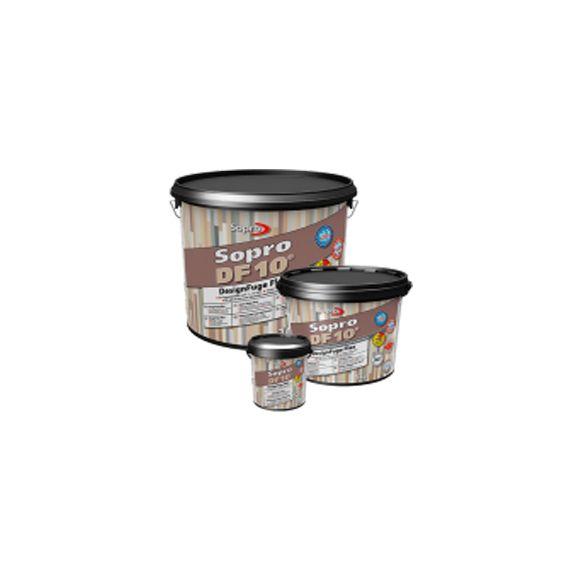 Voegmortel Sopro DF 10 Flexibel zandgrijs nr. 18 5kg